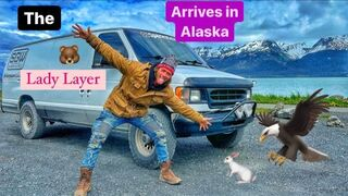 Picking up the Lady Layer in Alaska!